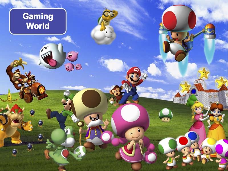 El món dels videojocs